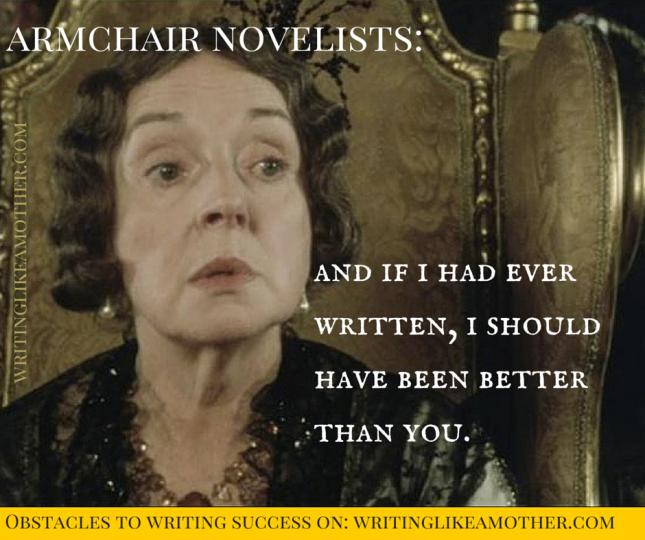 Armchair novelists
