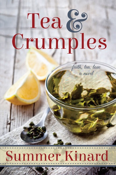 Tea & Crumples releases November 2015 with Light Messages.