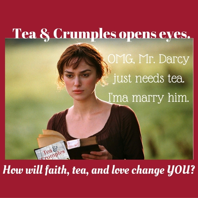 OMG, Mr. Darcy just needs tea. I'ma marry him. (1)