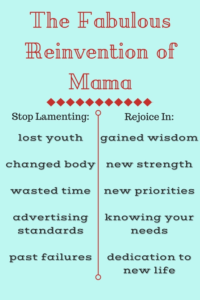 The Fabulous Reinvention of Mama