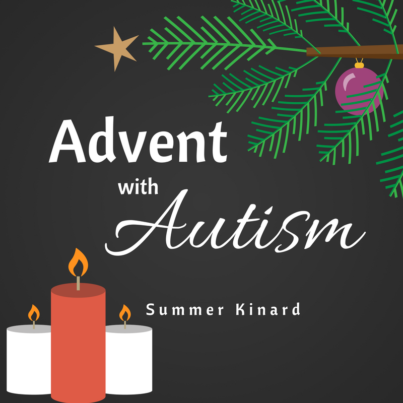 Advent with Autism Guide