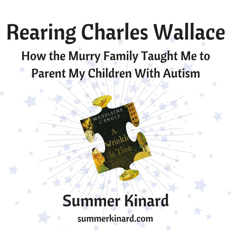 Rearing Charles Wallace
