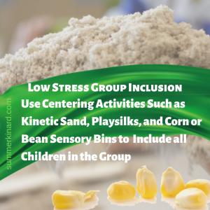 centering activities
