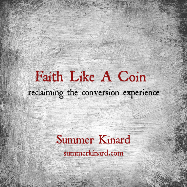 Faith like a coin