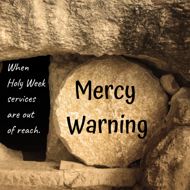 Mercy Warning